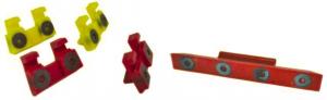 Für komplizierte Geometrien und glatte Flächen je nach Anwendungsgebiet und Werkstoff.