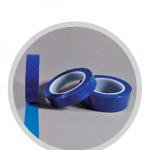 Abdeckband Polyester blau bt220